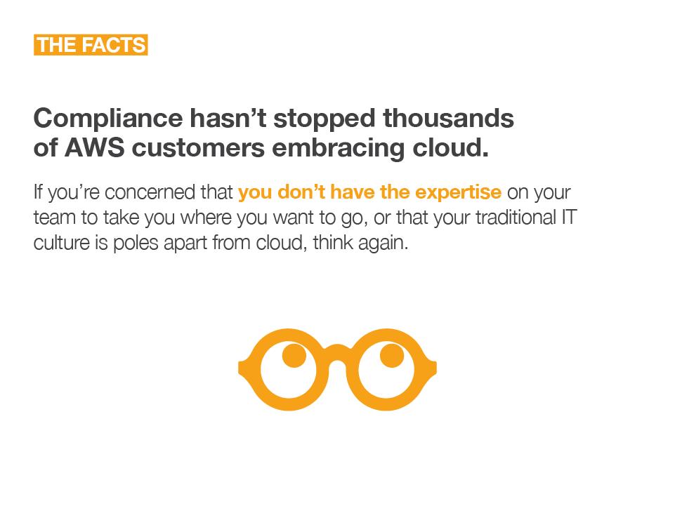 AWS Cloud migration eBook