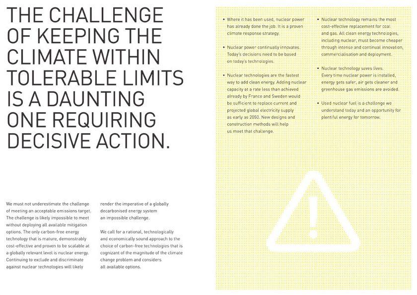 EFH Fact Sheet COP 21