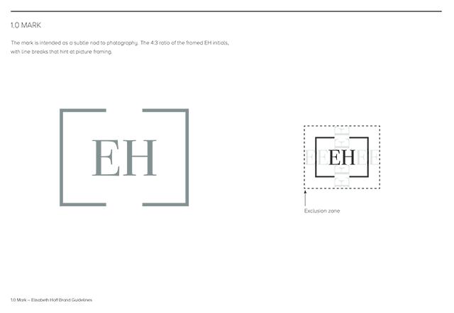 Elisabeth Hoff Branding – The Mark