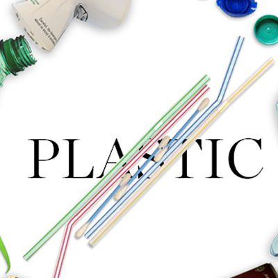 No Plastic Collective Graphic
