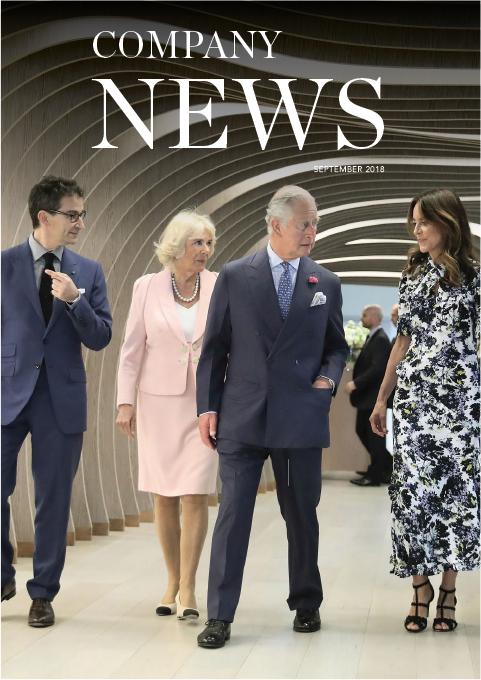 YNAP company news Q3 2018 cover